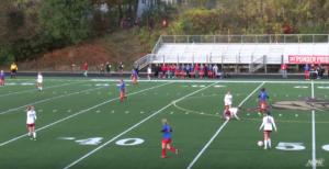 Arlington High School Girls Varsity Soccer vs Tewksbury – November 4, 2017