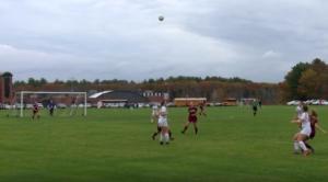 Arlington High School Girls Varsity Soccer vs Masconomet Regional HS – November 6, 2017