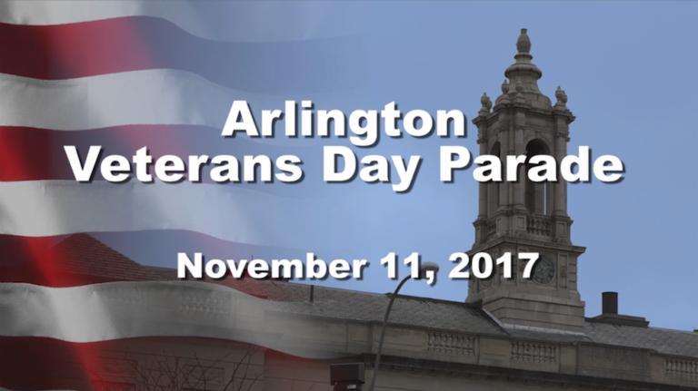 Arlington Veterans Day Parade 2017