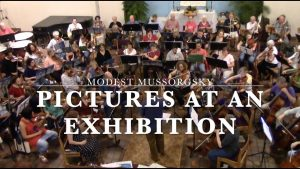 "Music Gazing – Modest Mussorgsky's ""Pictures at an Exhibition"""