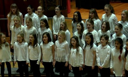 Elementary Chamber Orchestra and Treble Chorus Winter Concert – December 15, 2017