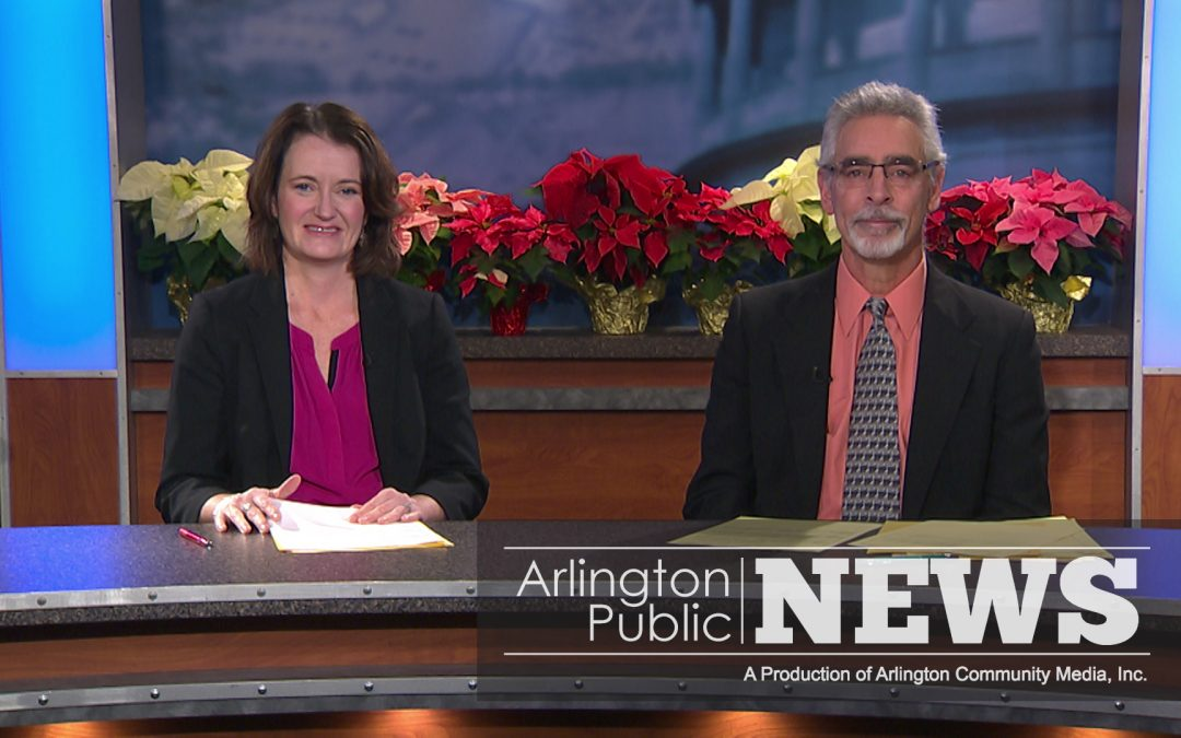 Arlington News: Holidays in Arlington