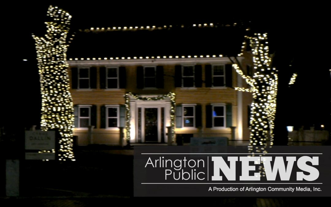Arlington Glitters for the Holidays