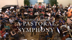 "Music Gazing – Vaµghan-Williams' ""A Pastoral Symphony"" – Arlington Philharmonic Orchestra"