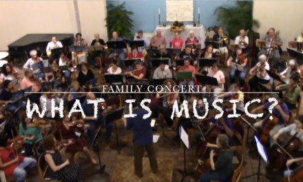 Music Gazing – Family Concert – Arlington Philharmonic Orchestra
