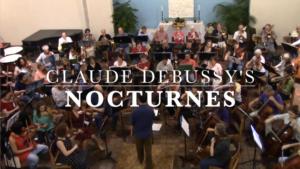 "Music Gazing – ""Nocturnos"" de Debussy – Arlington Philharmonic Orchestra"