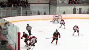 Arlington High School Boys Hockey vs Woburn – January 6, 2018