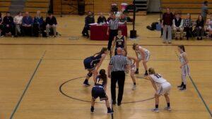 Arlington High School Girls Varsity Basketball vs Lexington – January 9, 2018