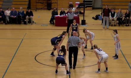 Arlington High School Girls Varsity Basketball vs Lexington – January 9, 2018