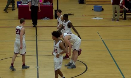 AHS Boys Basketball vs Wakefield Memorial – January 23, 2018