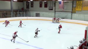 Arlington High School Boys Hockey vs Wakefield Memorial – January 24, 2018
