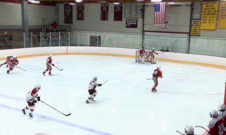 Arlington High School Boys Hockey vs Wakefield Memorial – January 24, 2018