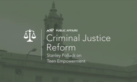 Stanley Pollack on Criminal Justice Reform & Teen Empowerment