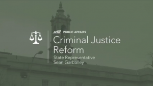 Sean Garballey on Criminal Justice Reform