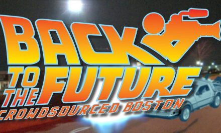 Crowdsourced Boston Presents: Back to the Future