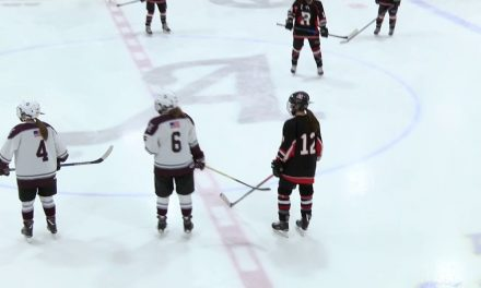 Arlington High School Girls Varsity Hockey vs Reading – February 3, 2018