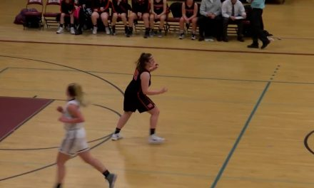 Arlington High School Girls Varsity Basketball vs Woburn – February 6, 2018