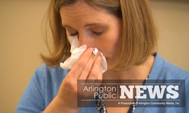 Flu Hits Arlington: See Just How Hard and What to Do