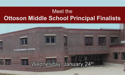 Meet the Ottoson Middle School Principal Finalists – January 24, 2018