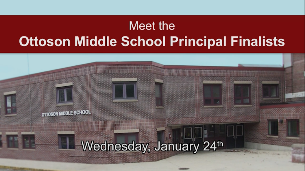 Meet the Ottoson Middle School Principal Finalists