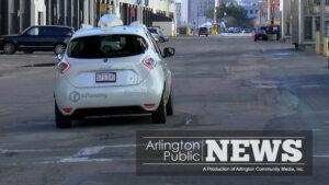 Autonomous Vehicle Testing: Don't Look Now, but That Car Has No Driver