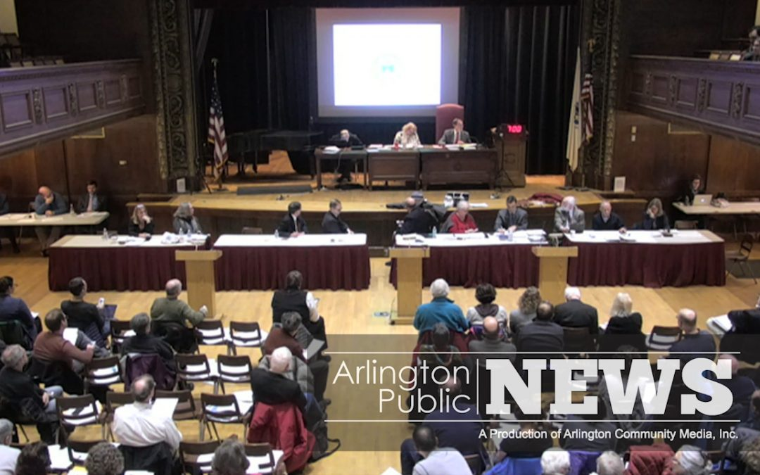 Special Town Meeting Wraps Up in One Night