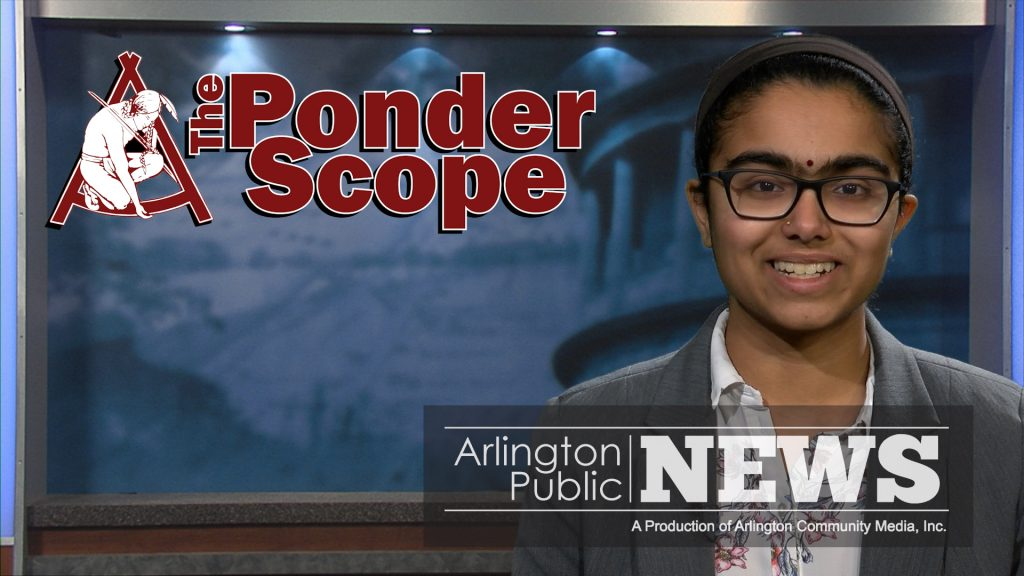 The Ponder Scope | February 08, 2018
