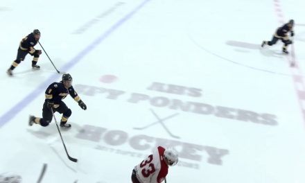 Arlington High School Boys Hockey vs Andover – February 19th, 2018