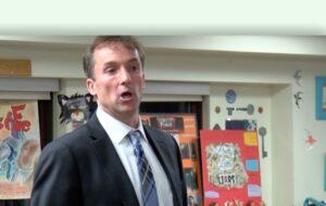Brian Meringer Named Ottoson Middle School Principal