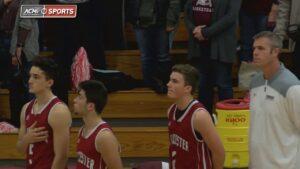 Arlington High School Boys Varsity Basketball vs Gloucester – February 27, 2018