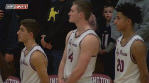 Arlington High School Boys Varsity Basketball vs Brighton – March 3, 2018
