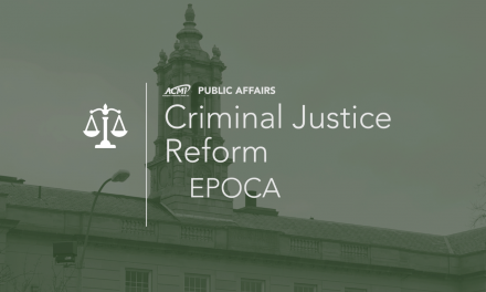 EPOCA on Criminal Justice Reform