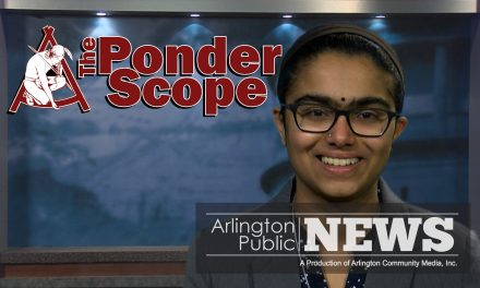 The Ponder Scope | March 15, 2018