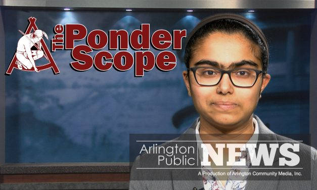 The Ponder Scope | March 23, 2018
