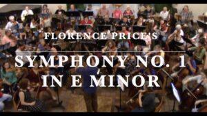 Music Gazing – Price – Symphony No. 1