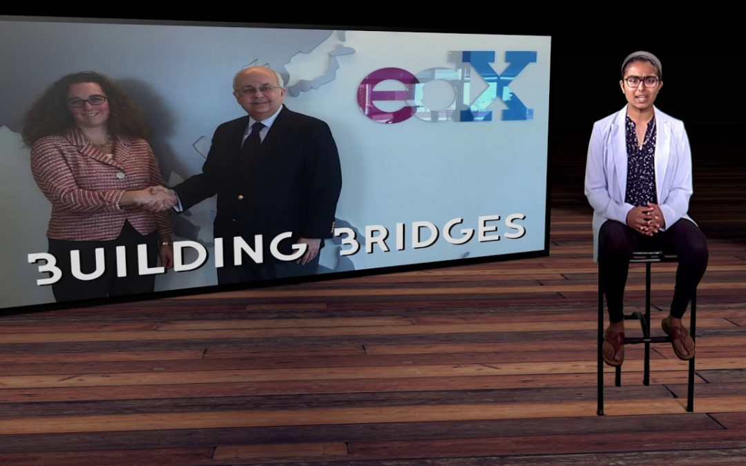 Building Bridges: Michael's Journey from Egypt to America