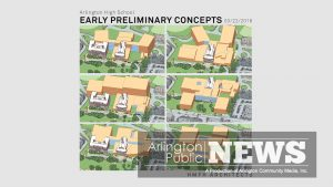 Arlington High School Preliminary Designs Chosen
