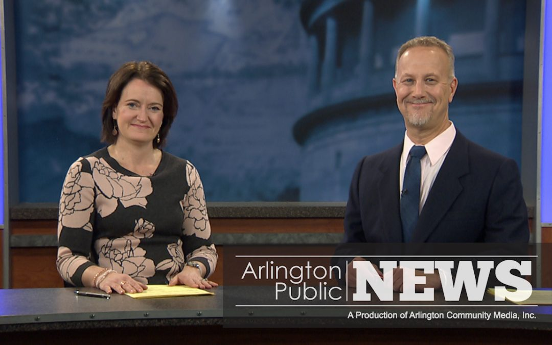 Arlington Public News: April 12, 2018