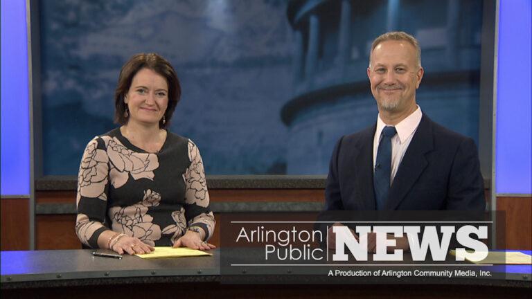 Arlington Public News: April 12, 2018