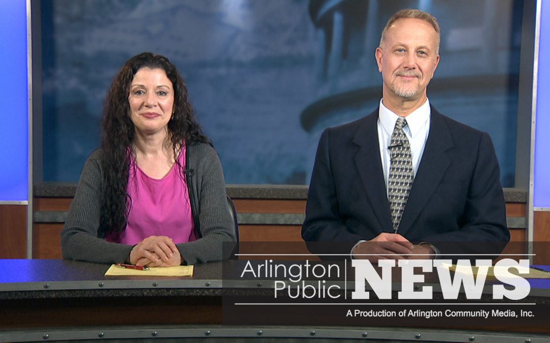 Arlington Public News: April 25, 2018