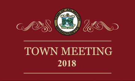 2018 Annual Town Meeting