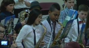 Arlington Public Schools Festival of Concert Bands – April 9, 2018
