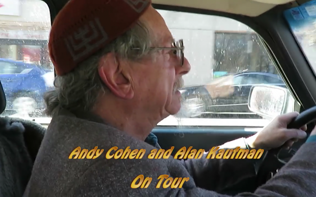 In the Tradition – Episode 29: Andy Cohen and Alan Kaufman ON TOUR