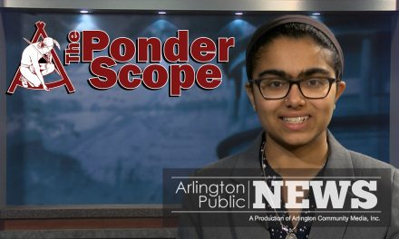 The Ponder Scope | April 03, 2018