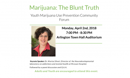 Blunt Truth: Youth Marijuana Use Prevention Forum