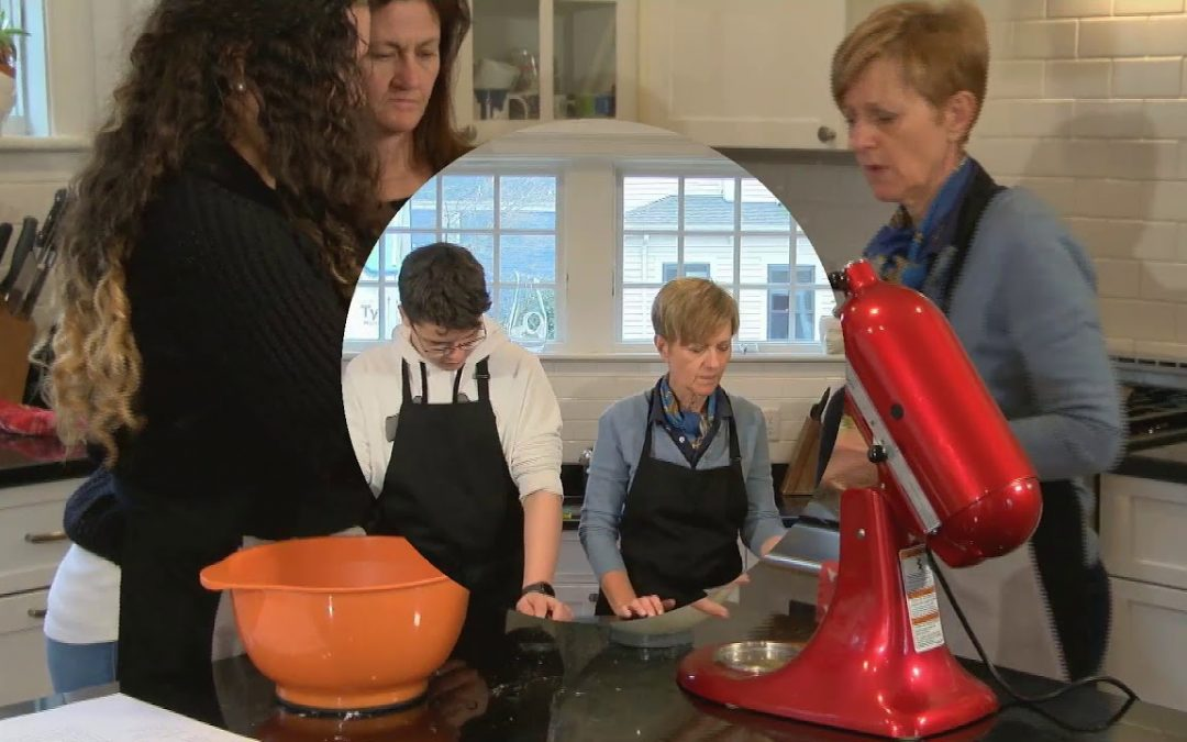 Teens Cook: French Edition – Season 2 – Episode 5 – French Baguette