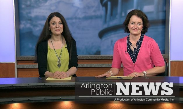 Arlington Public News: May 10, 2018