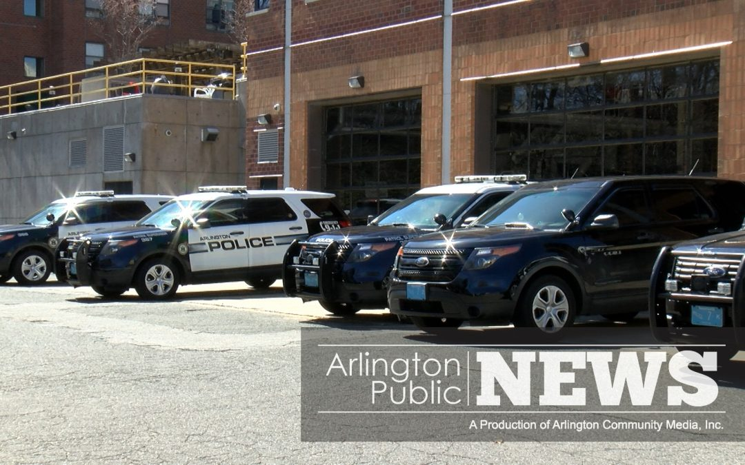 Arlington Police Join Local Departments in Overdose Response System