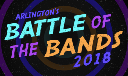 Arlington High School Battle of the Bands 2018