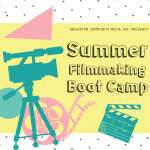 Summer Filmmaking Boot Camp